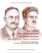 Maurice Fréchet, Maurice Halbwachs, <i>Le calcul des probabilités à la portée de tous</i>